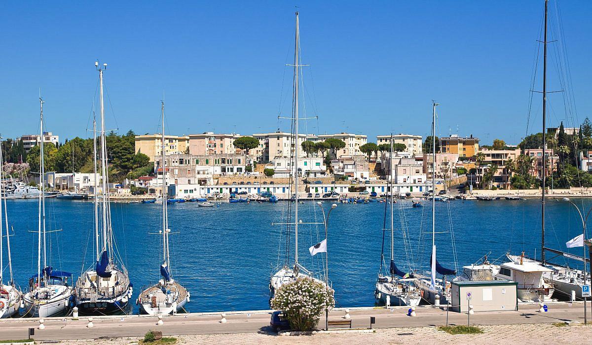 Brindisi, Apulien | italien.de