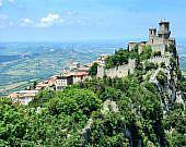 Burg von San Marino | italien.de