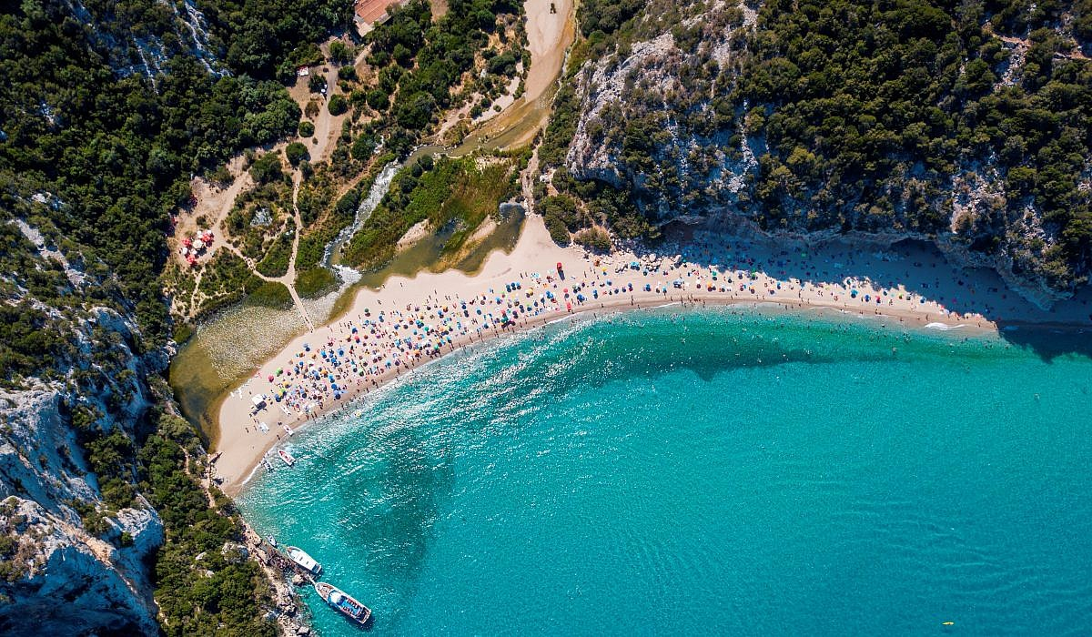 Cala Luna, Sardinien | italien.de