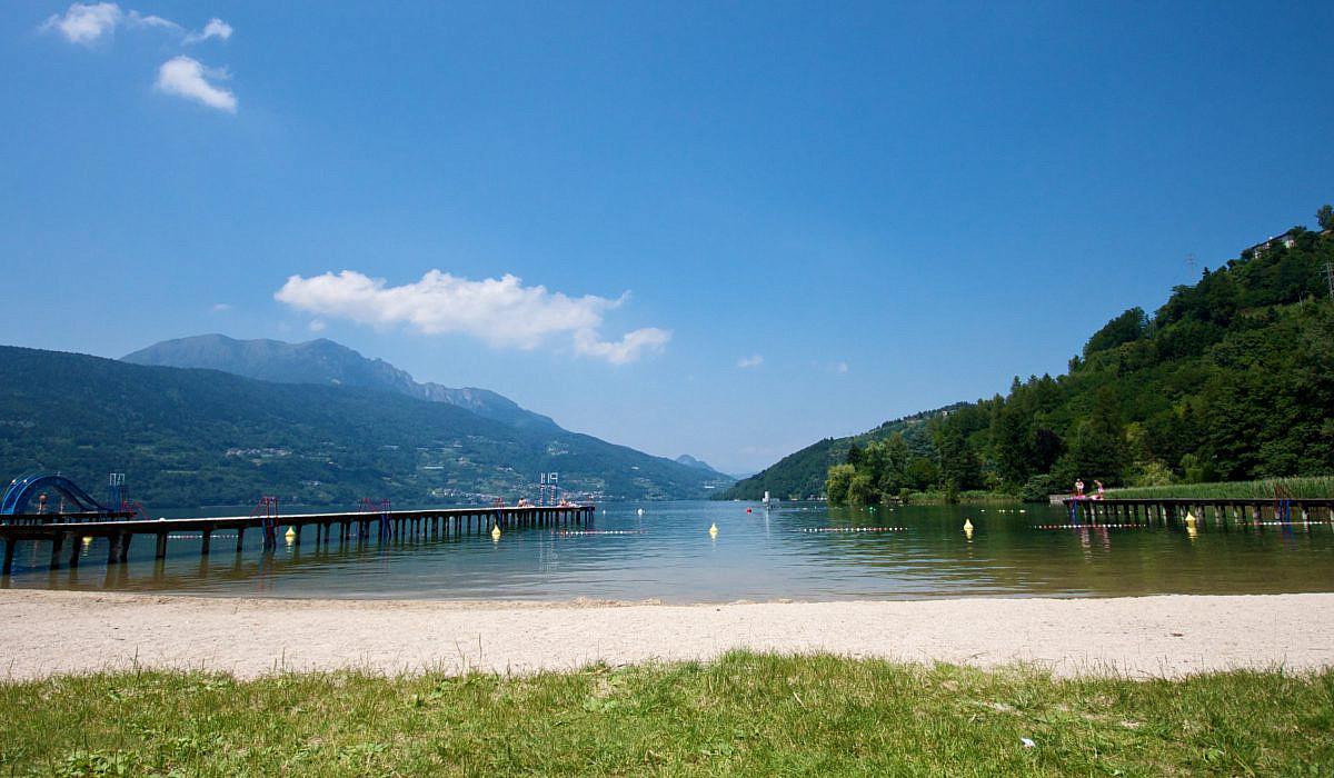 Der Caldonazzosee im Trentino | italien.de