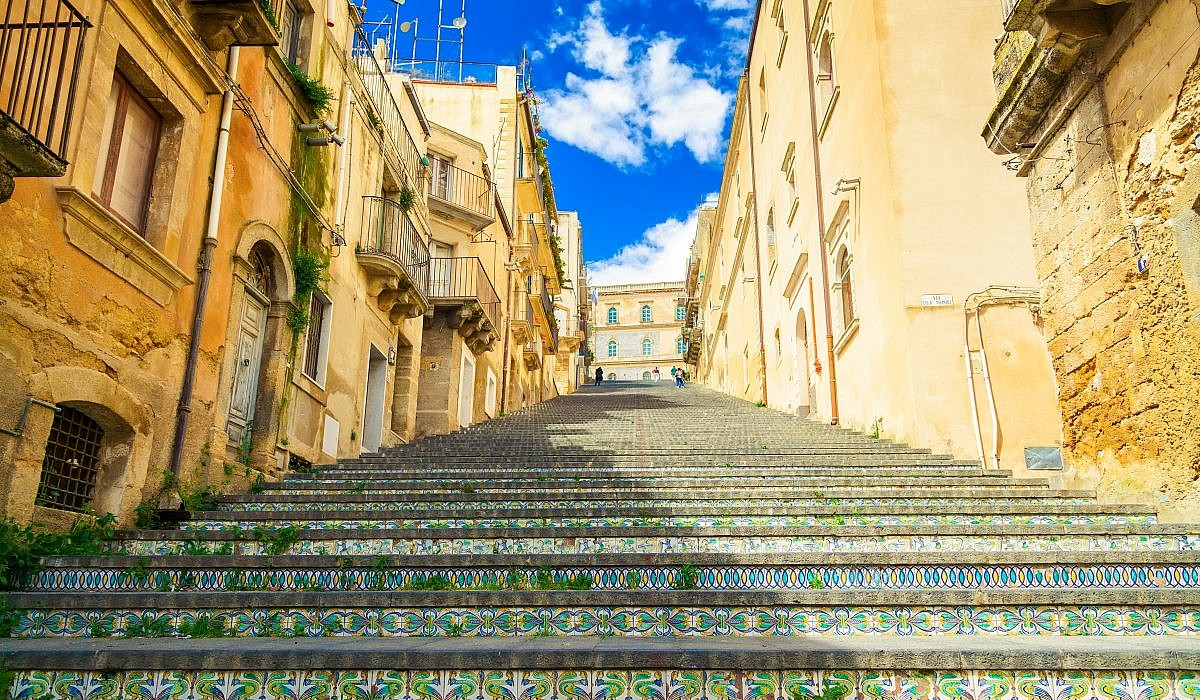 Caltagirone, Sizilien | italien.de