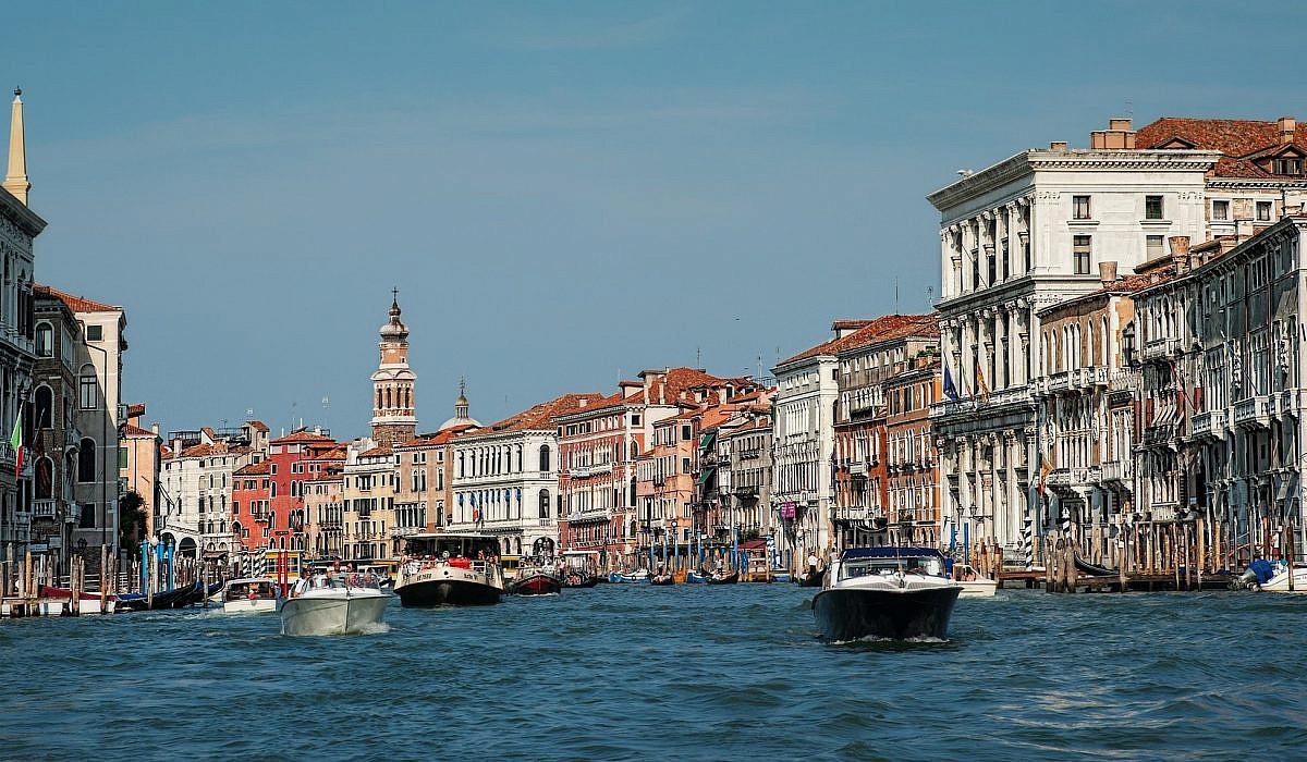 Canal Grande, Venedig | italien.de