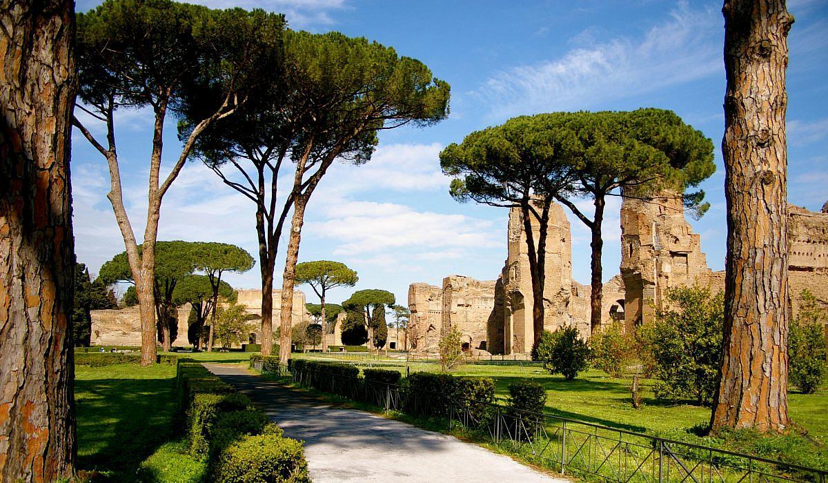 Caracallathermen, Rom | Italien.de
