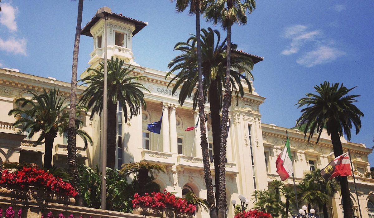 Casino San Remo, Blumenriviera | italien.de