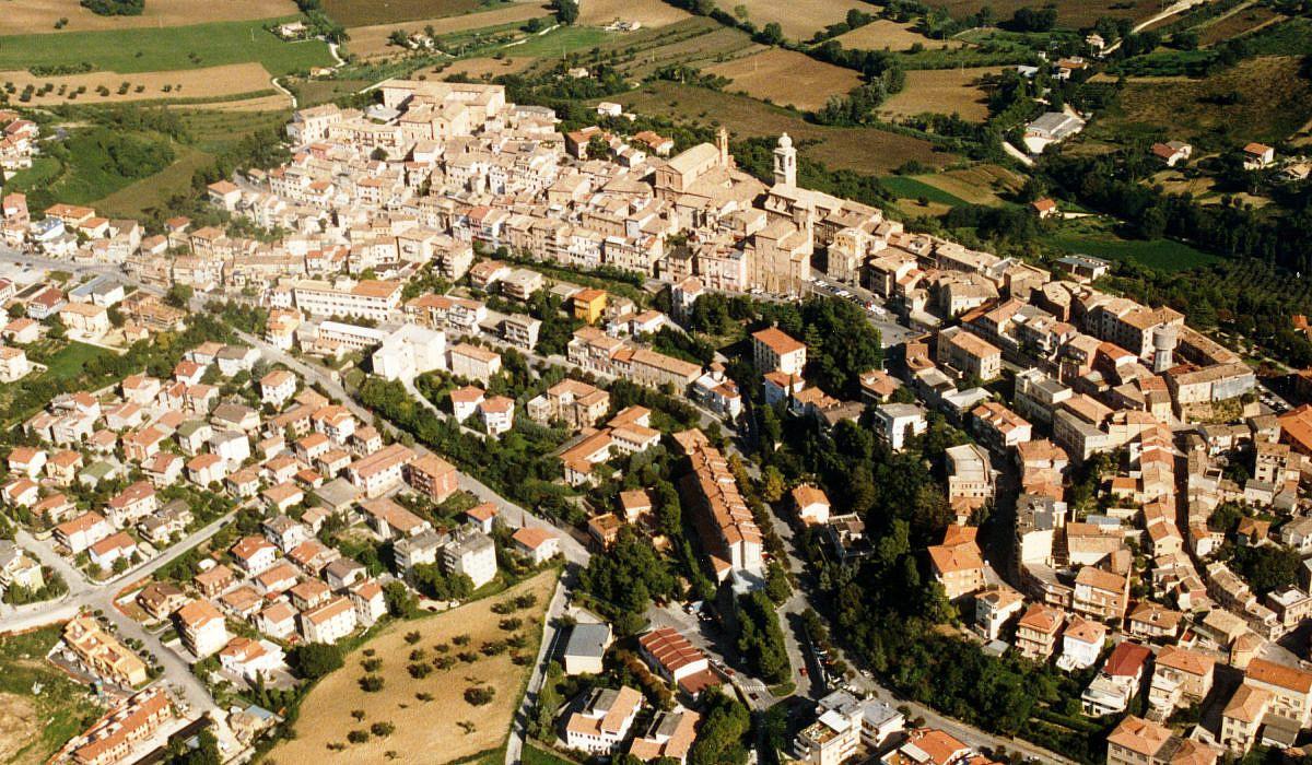 Castelfidardo, Riviera del Conero | italien.de