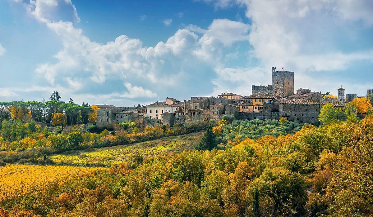 Castellina in Chianti, Toskana | italien.de