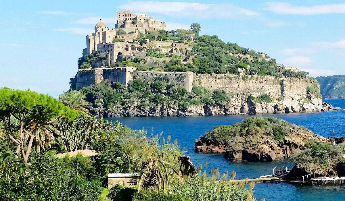 Castello Aragonese, Ischia | italien.de