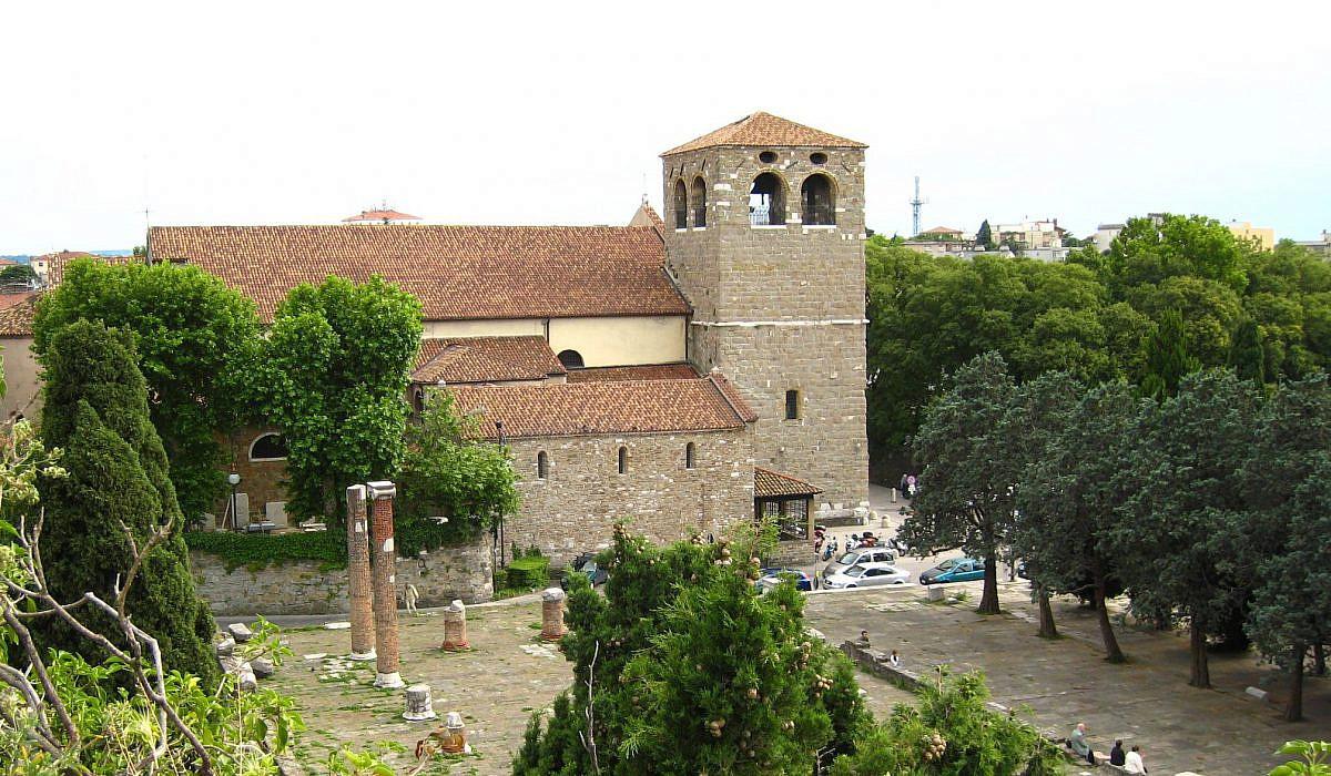 Castello di San Giusto, Triest | italien.de