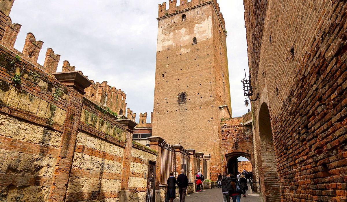 Castelvecchio in Verona, Venetien | italien.de