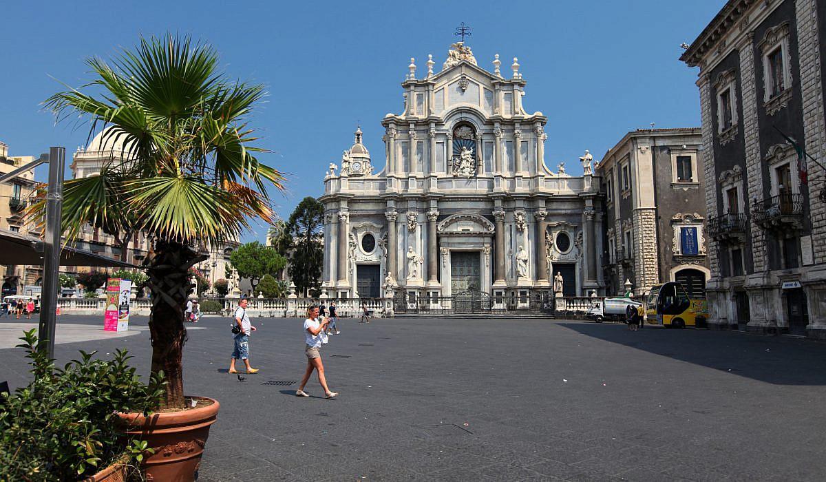Catania, Sizilien | italien.de