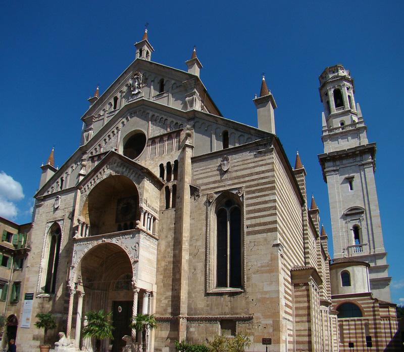 Dom Santa Maria Matricolare, Verona | italien.de