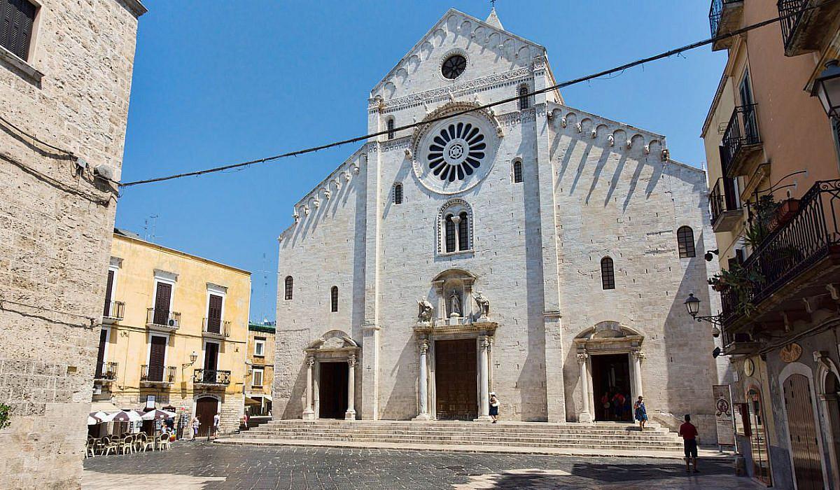Cattedrale di San Sabino in Bari, Apulien | italien.de