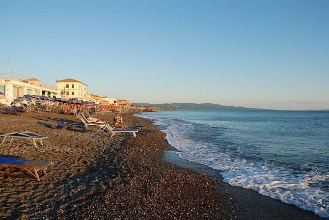 Hotel Marina Di Cecina  Stelle