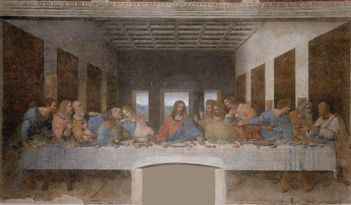 Il Cenacolo, das Abendmahl, von Leonardo da Vinci | italien.de
