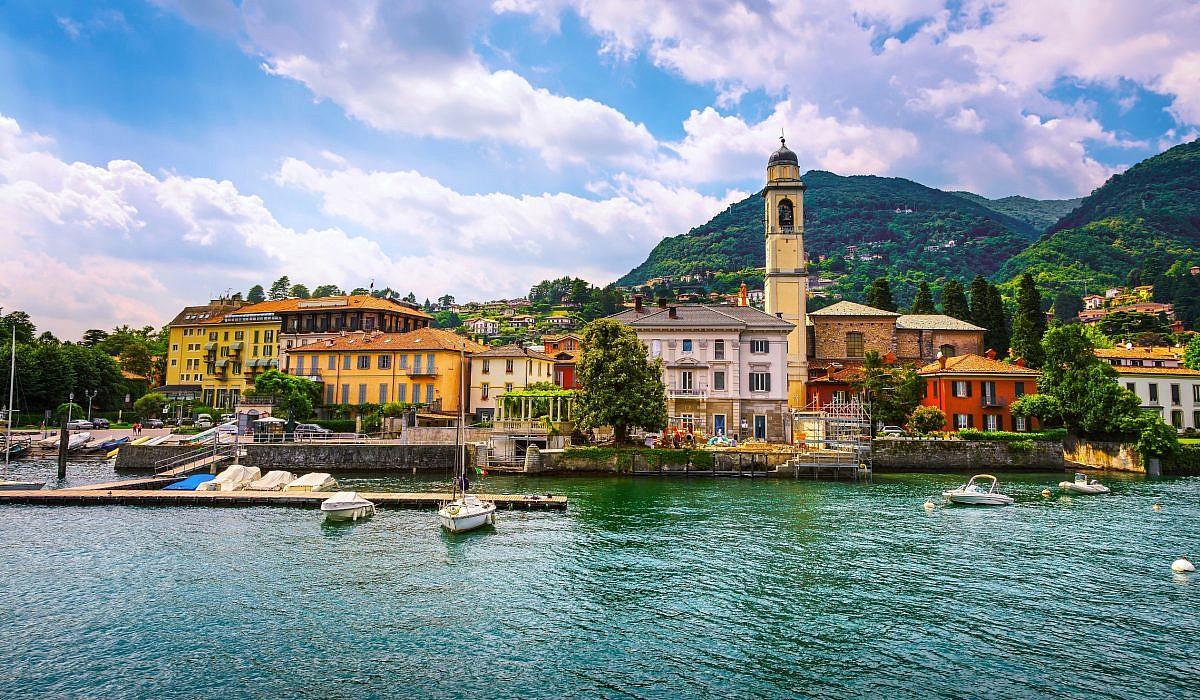 Cernobbio, Lombardei | italien.de