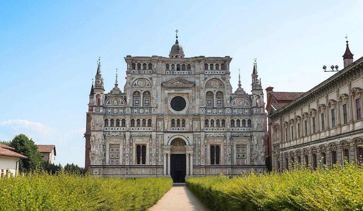 Certosa di Pavia, Lombardei | italien.de