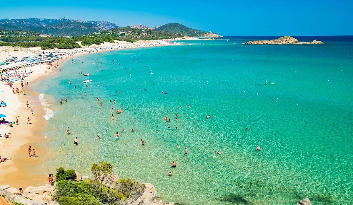 Chia, Sardinien | italien.de