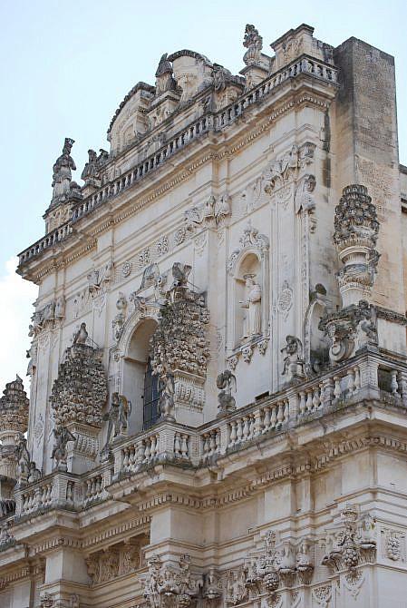 lecce italien die chiesa san giovanni battista in der via giuseppe libertini wettervorhersage