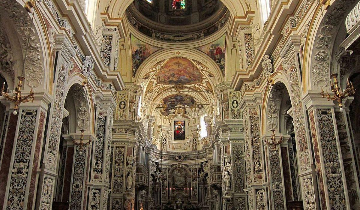 Chiesa del Gesu in Palermo, Sizilien | italien.de