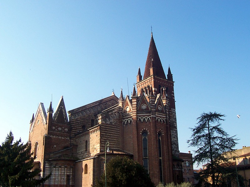 Chiesa di San Fermo Maggiore , Verona | italien.de