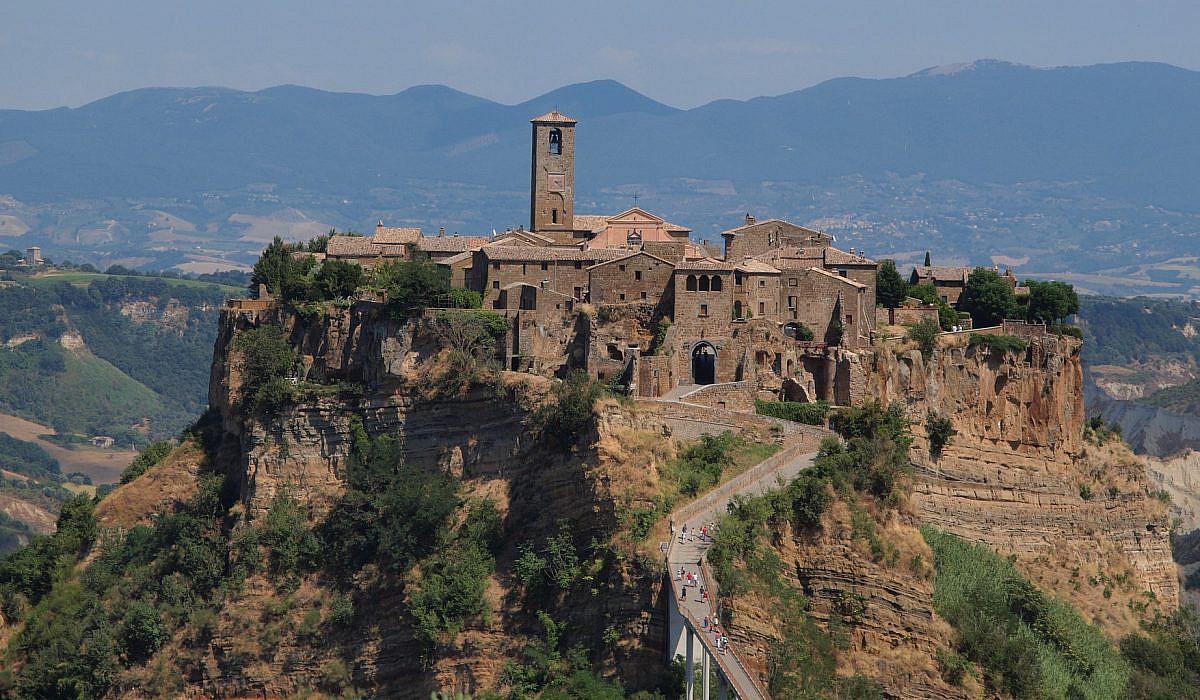 Civita di Bagnoregio, Latium | italien.de