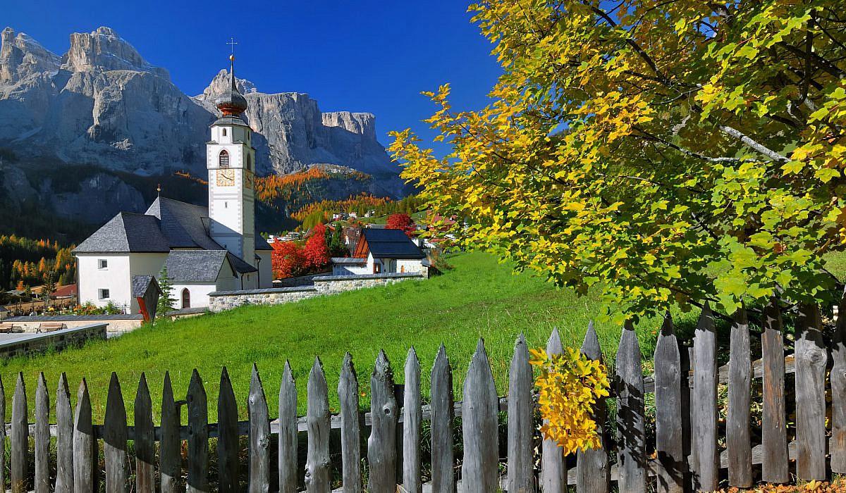 Colfosco, Trentino-Südtirol | italien.de