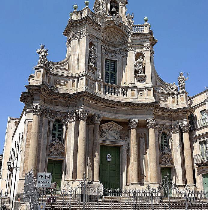 Collegiata, Catania | italien.de