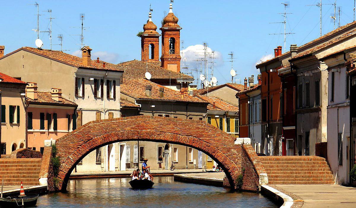 Comacchio, Emilia-Romagna | italien.de