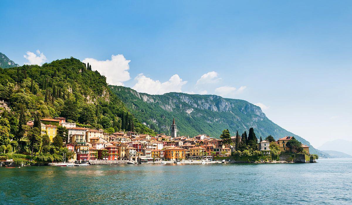 Varena, Comer See, Lombardei | italien.de
