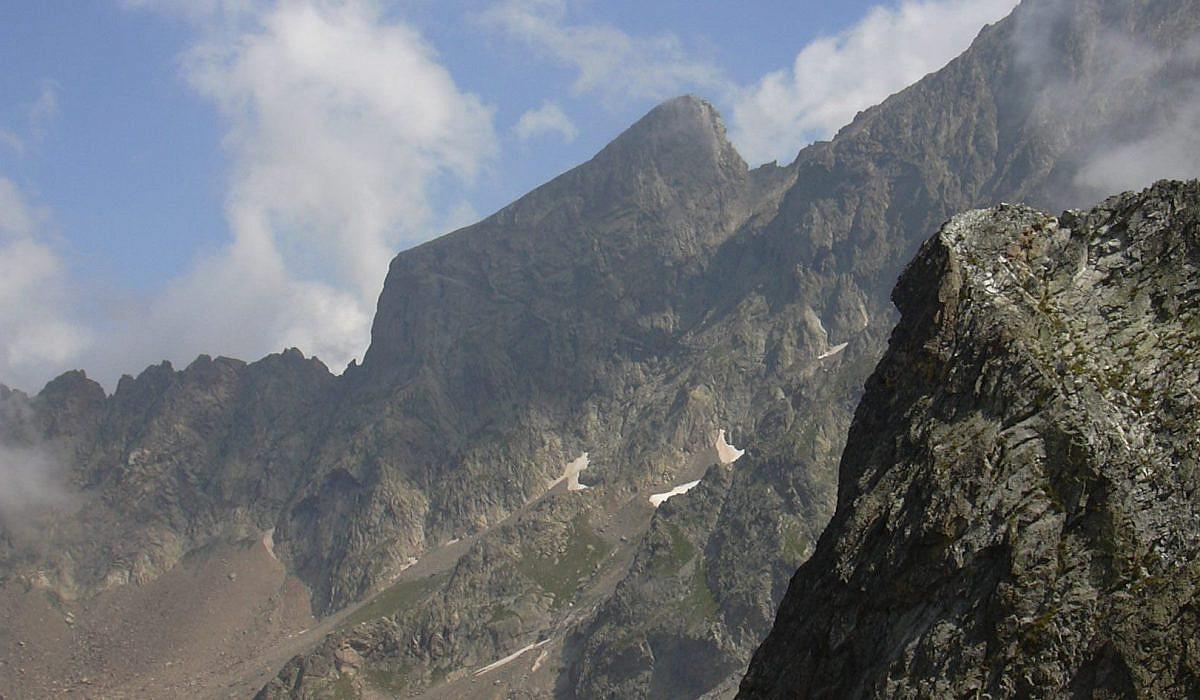 Corno Stella am Monte Argentera, Seealpen, Piemont | italien.de