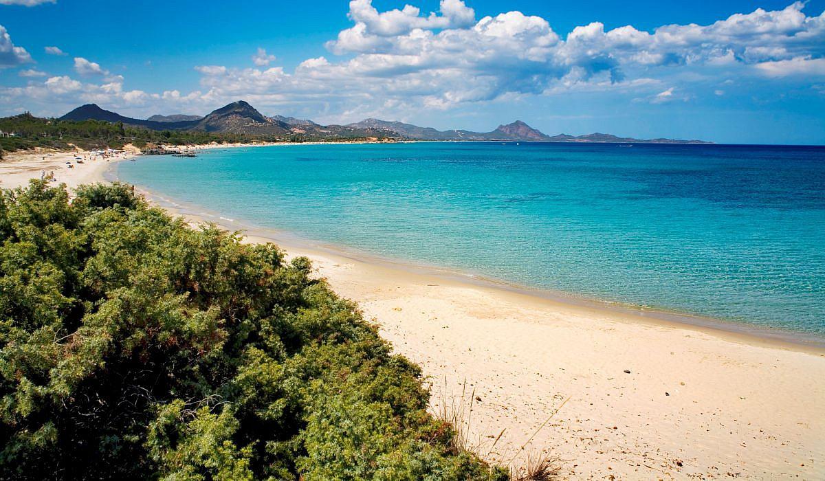 Costa Rei, Sardinien | italien.de