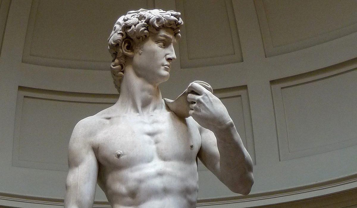 Der David von Michelangelo in Florenz | italien.de