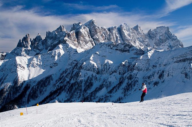 Dolomiti-Superski, Dolomiten | italien.de