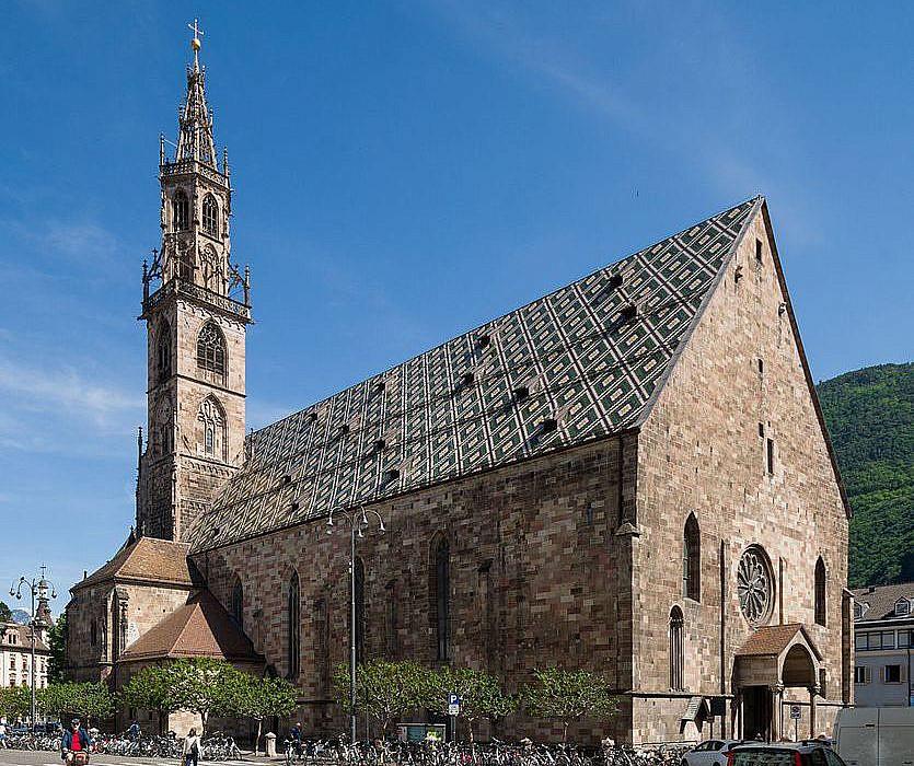 Dom Maria Himmelfahrt, Bozen | italien.de