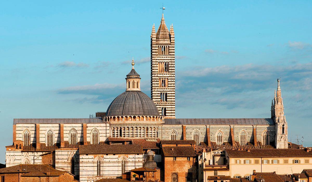 Siena Toskana Italien De