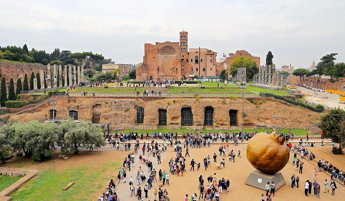 Domus Aurea, Rom | italien.de