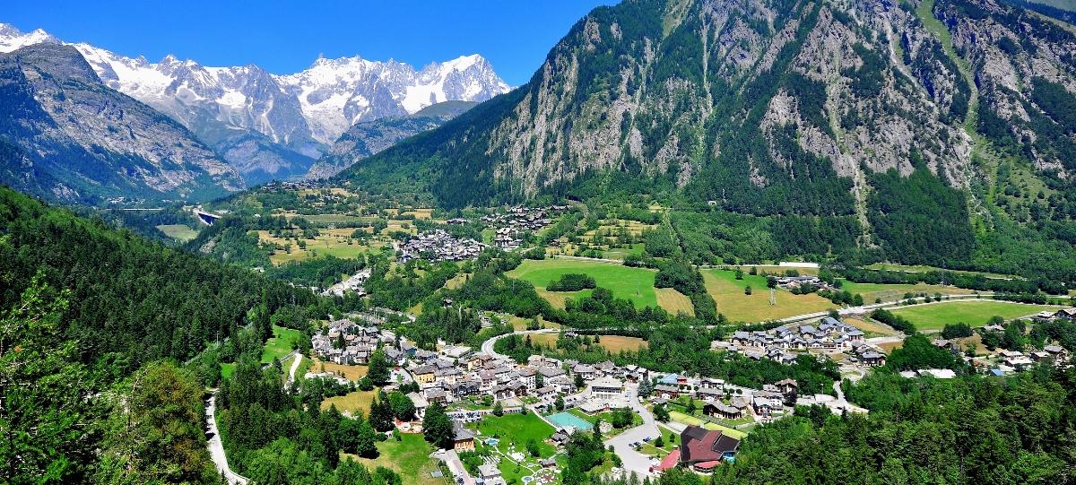 Ferienhaus Aostatal | italien.de