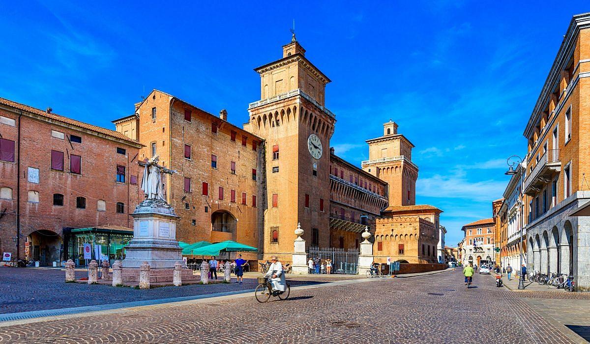 Ferrara, Emilia-Romagna | italien.de