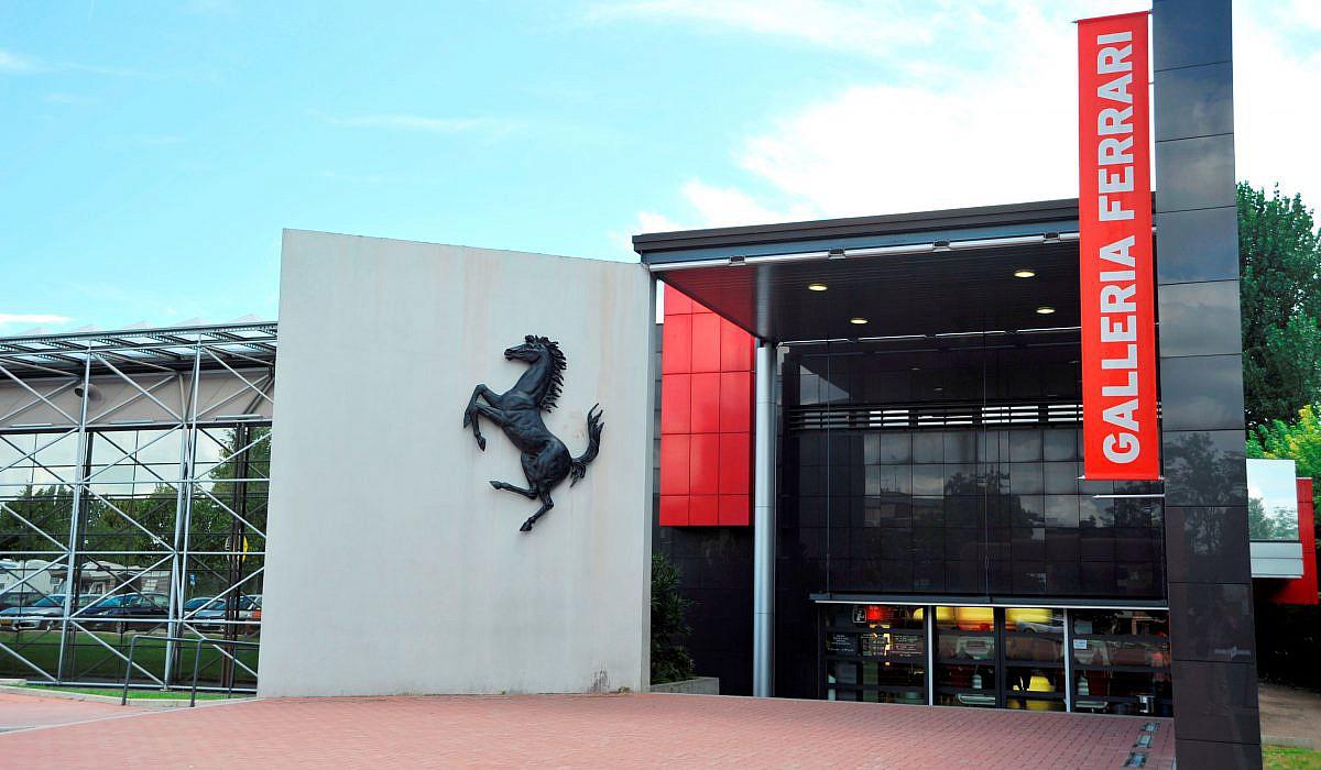 Ferrari Museum in Maranello, Emilia-Romagna | italien.de
