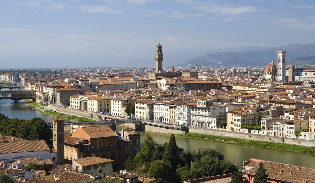 Florenz toskana for Designhotel florenz