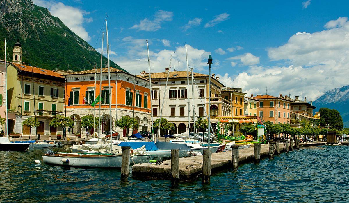 Gargnano, Gardasee | italien.de