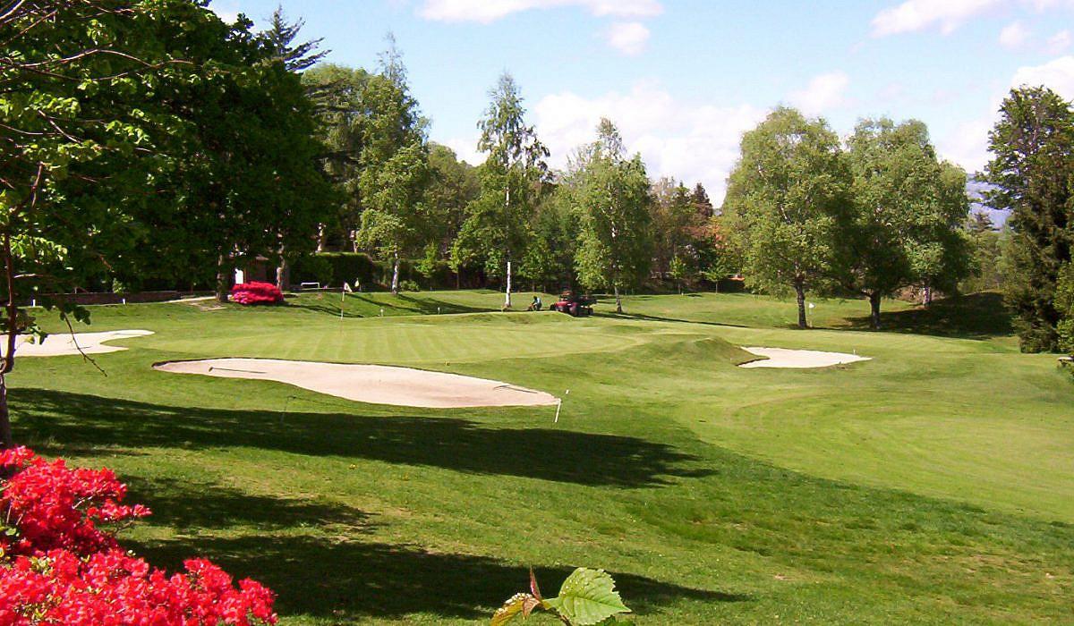 Golf Club Alpino di Stresa, Piemont   italien.de