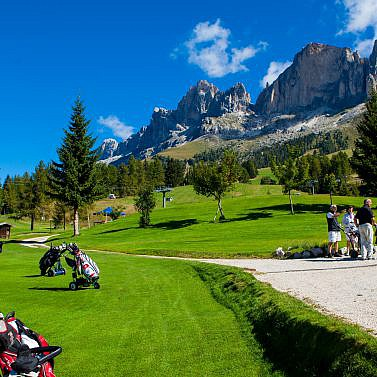 Karersee Golf Club Carezza