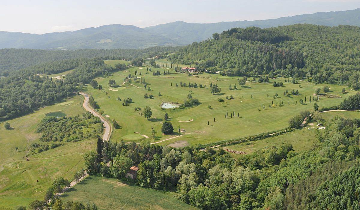 Golf Club Casentino, Poppi bei Arezzo, Toskana | italien.de