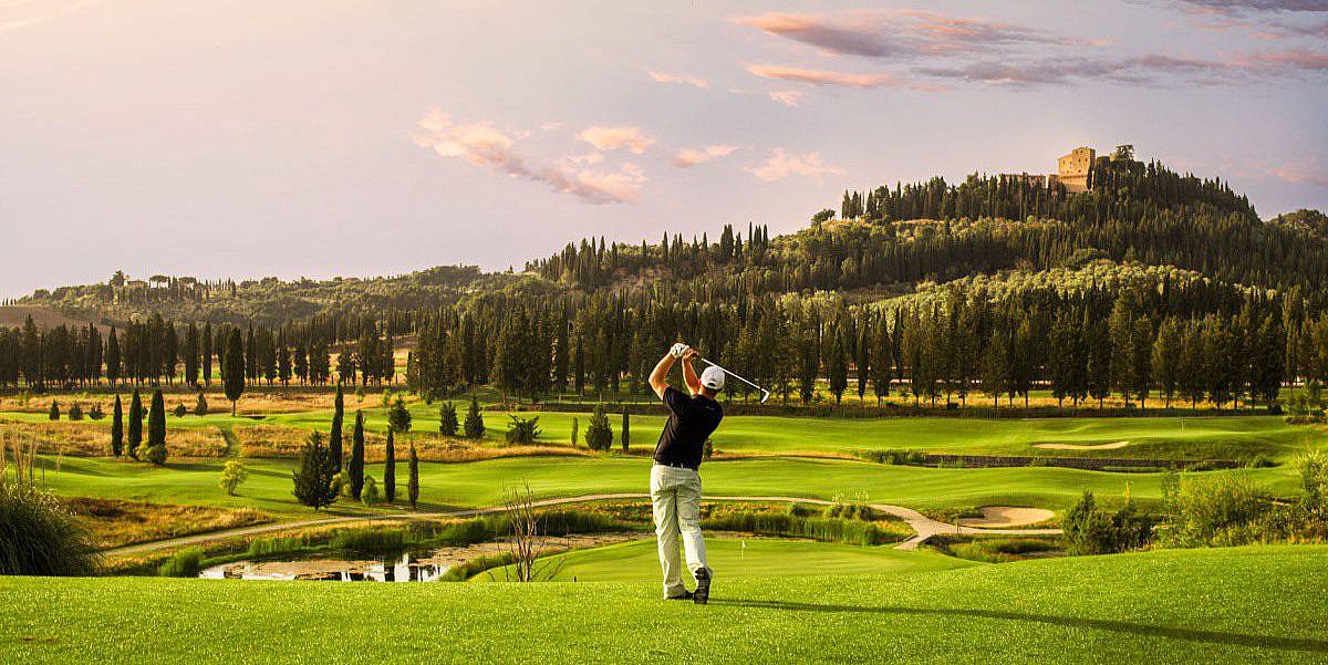 Golf Club Castelfalfi, Toskana | italien.de