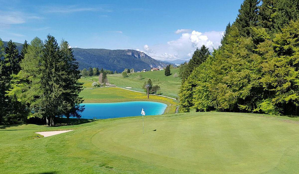 Golf Club Folgaria, Trentino-Südtirol | italien.de