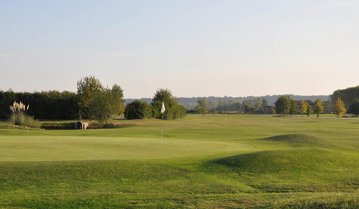 Golf Club La Romanina, Piemont   italien.de