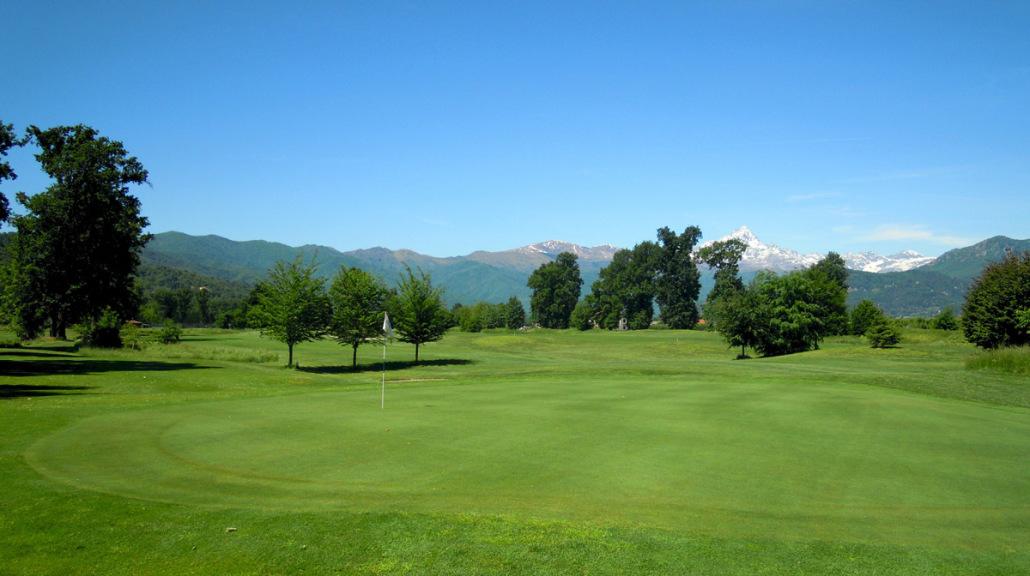 Golf Club Saluzzo, Piemont | italien.de