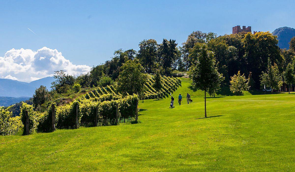 Golf Club Schloss Freudenstein, Südtirol | italien.de