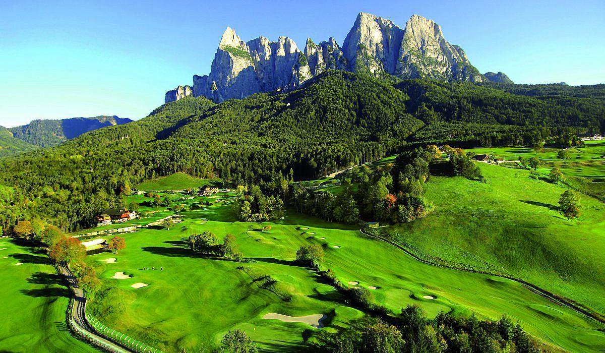 Golfclub St. Vigil Seis, Kastelruth, Südtirol | italien.de